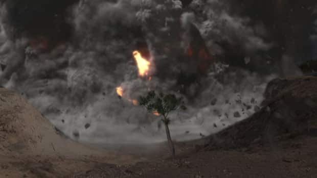 Yellowstone Eruption: The Zones