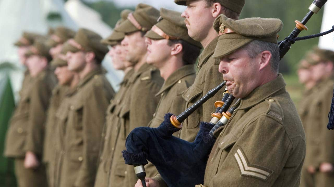 Soldier: John Patrick Teahan