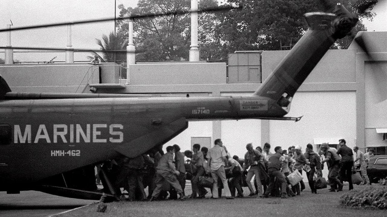 Timeline: The Vietnam War