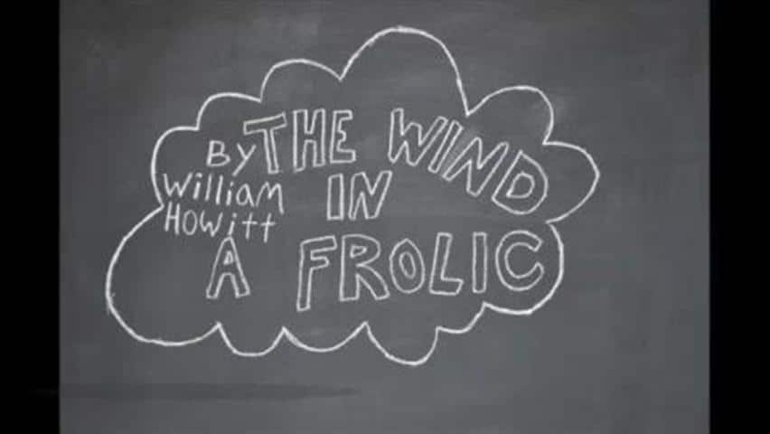 The Wind in a Frolic