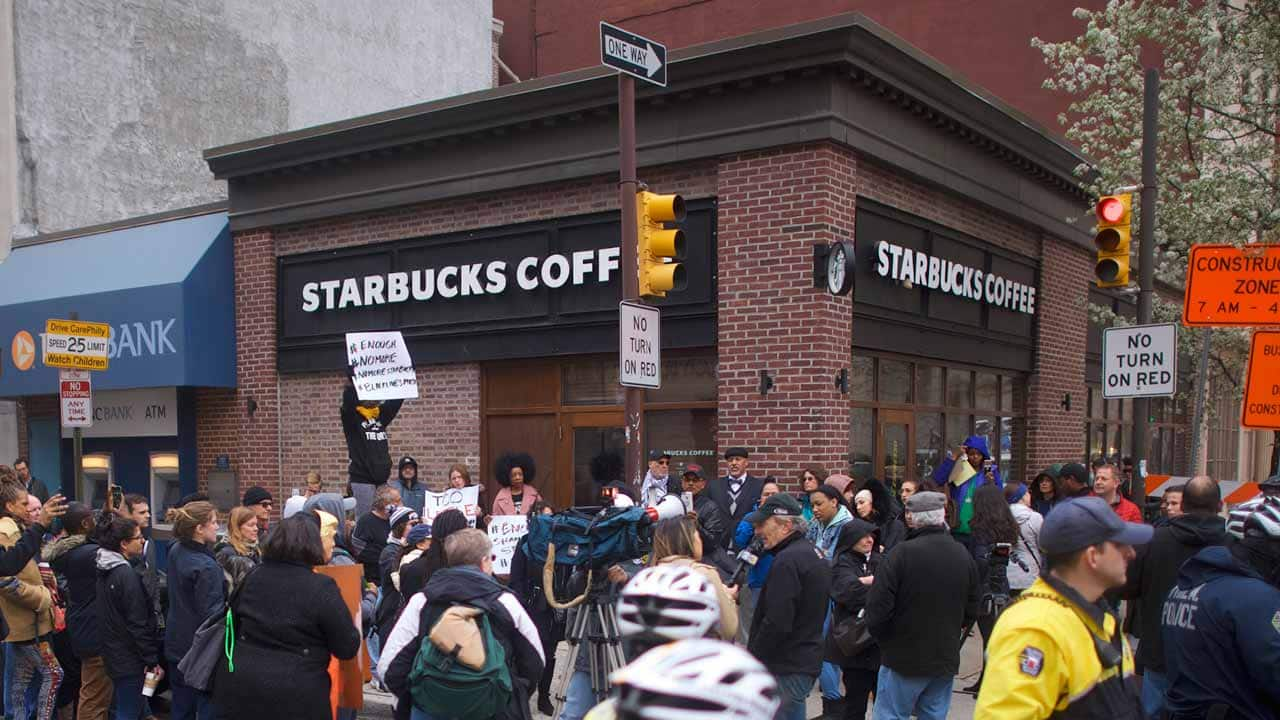 What businesses can learn from Starbucks' response to racism in one of its stores