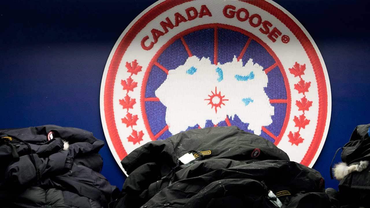 canada goose company annual report