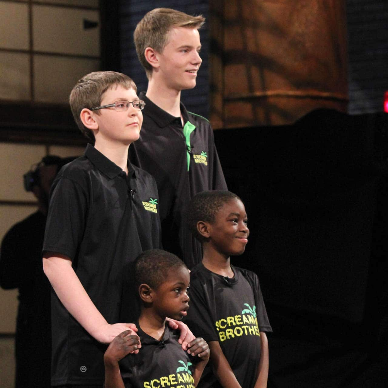 Screamin Brothers pitch on Dragons' Den