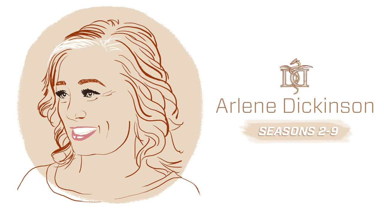 "Arlene: ""It became something that meant so much in my life."""