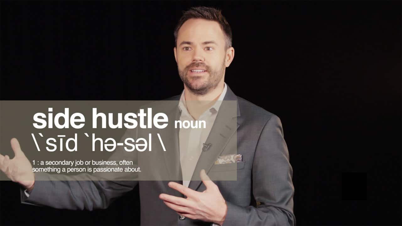 Working on a side hustle of your own? The Dragons have some advice for you