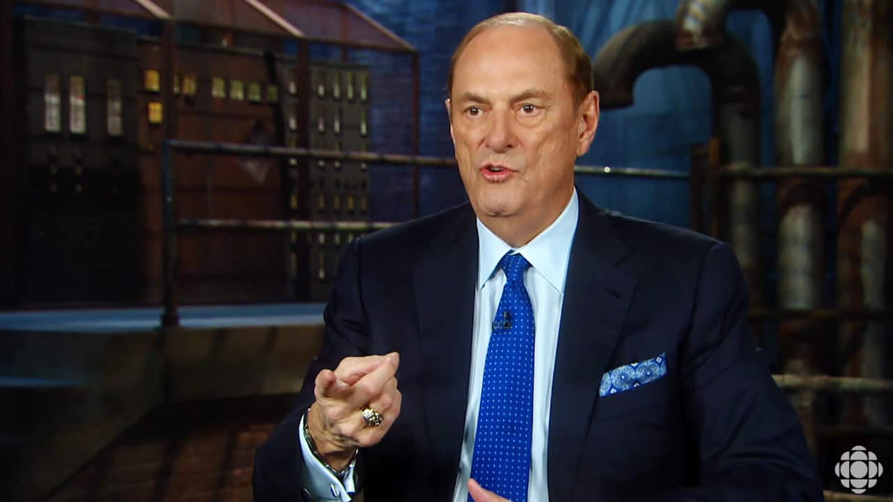 Jim Treliving says: Live your dream, don't live your parents' dream