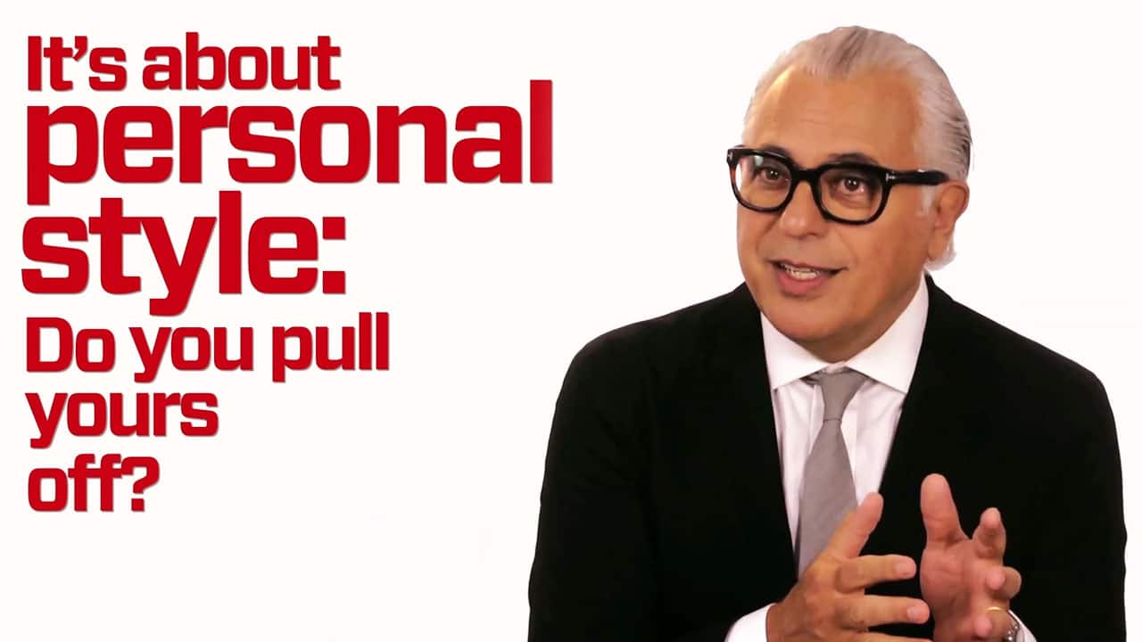How to Dress for Success: Joe Mimran's Fashion Tips