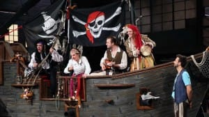 Pirate Life Adventures Theatre and Cruise