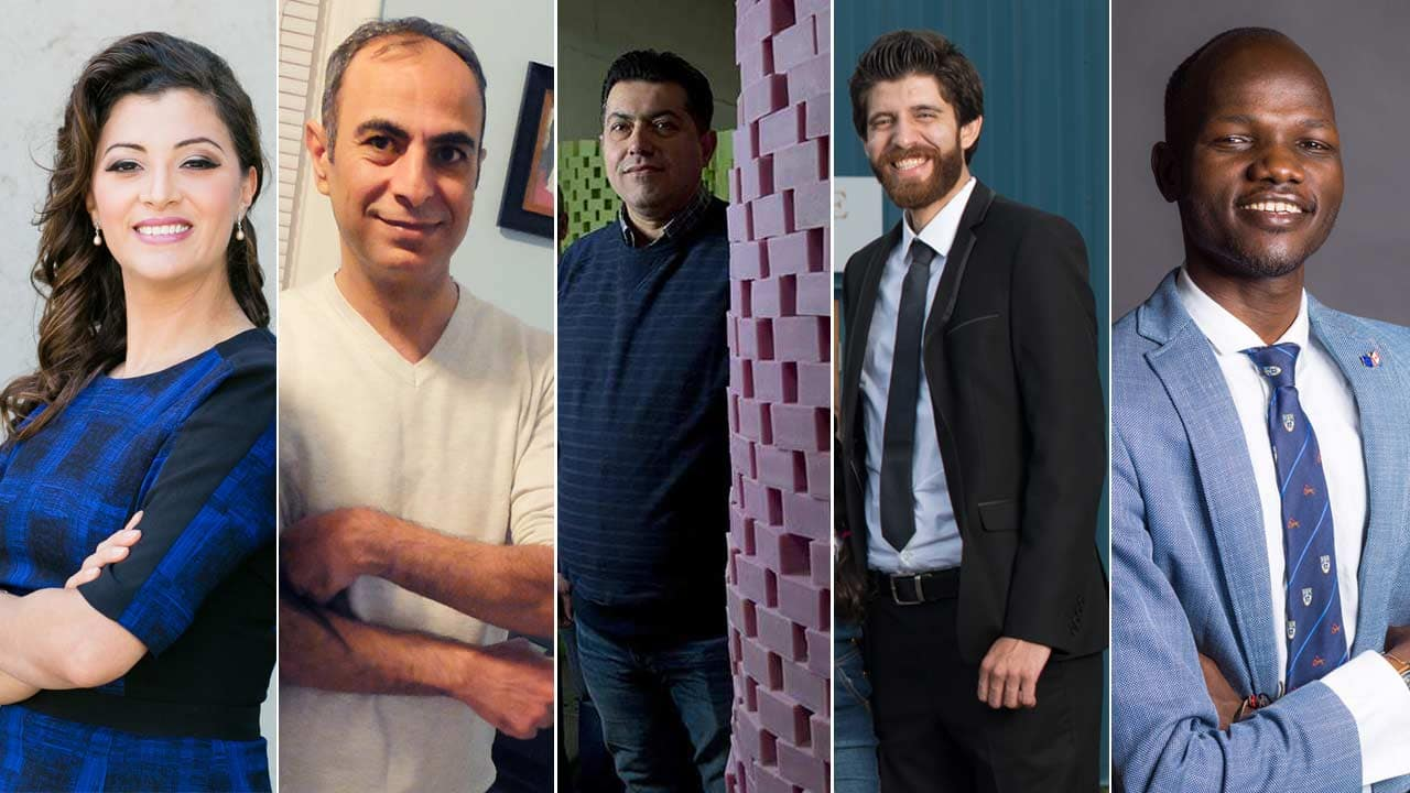 5 former refugees who built successful businesses in Canada