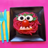 Animal's Punk Pink Pasta