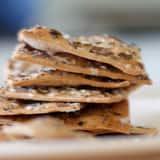 Homemade Fancy Crackers