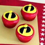 Mr. Incredible Cupcakes