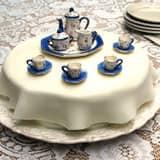 Teatime Table Cake