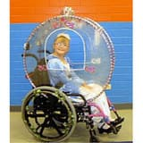 Cinderella's Coach Costume