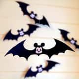 Mickey Cutie Halloween Bats