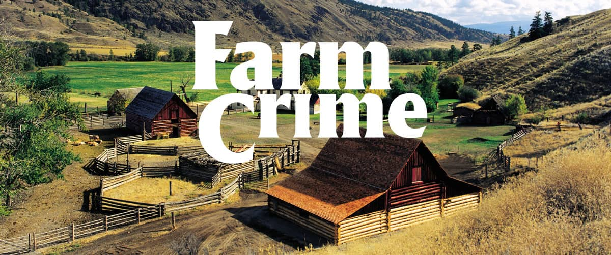 Season 1 - Cattle Cops - Farm Crime