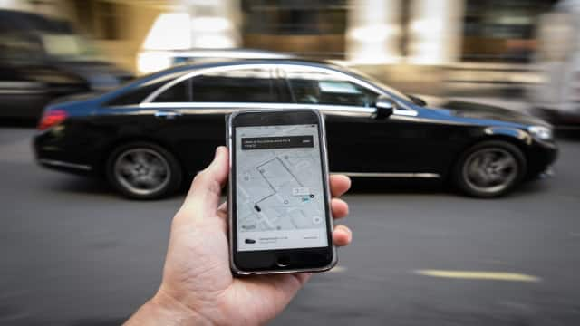 The Trouble with Uber