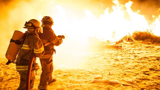 The Fire Within: The Secret Battles of Female Firefighters