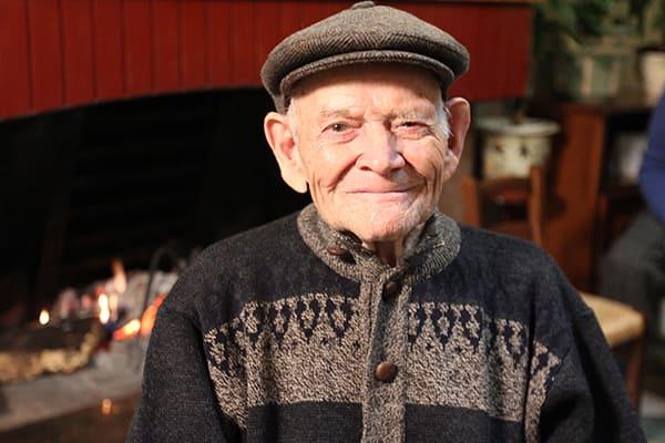 101 year-old Sardinian shepherd, Ignio Porcu