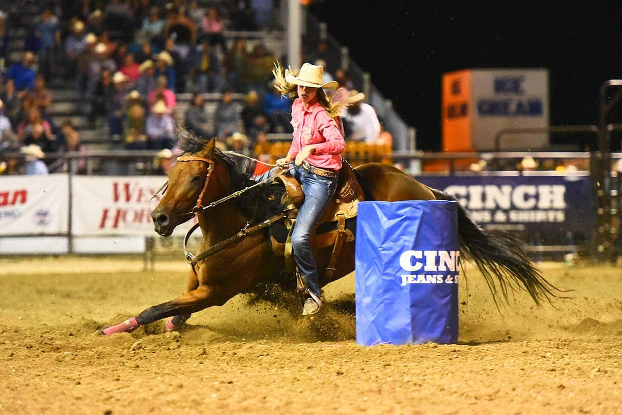 Top Youth Rodeo Events: Saddle Bronc, Barrel Racing, Goat
