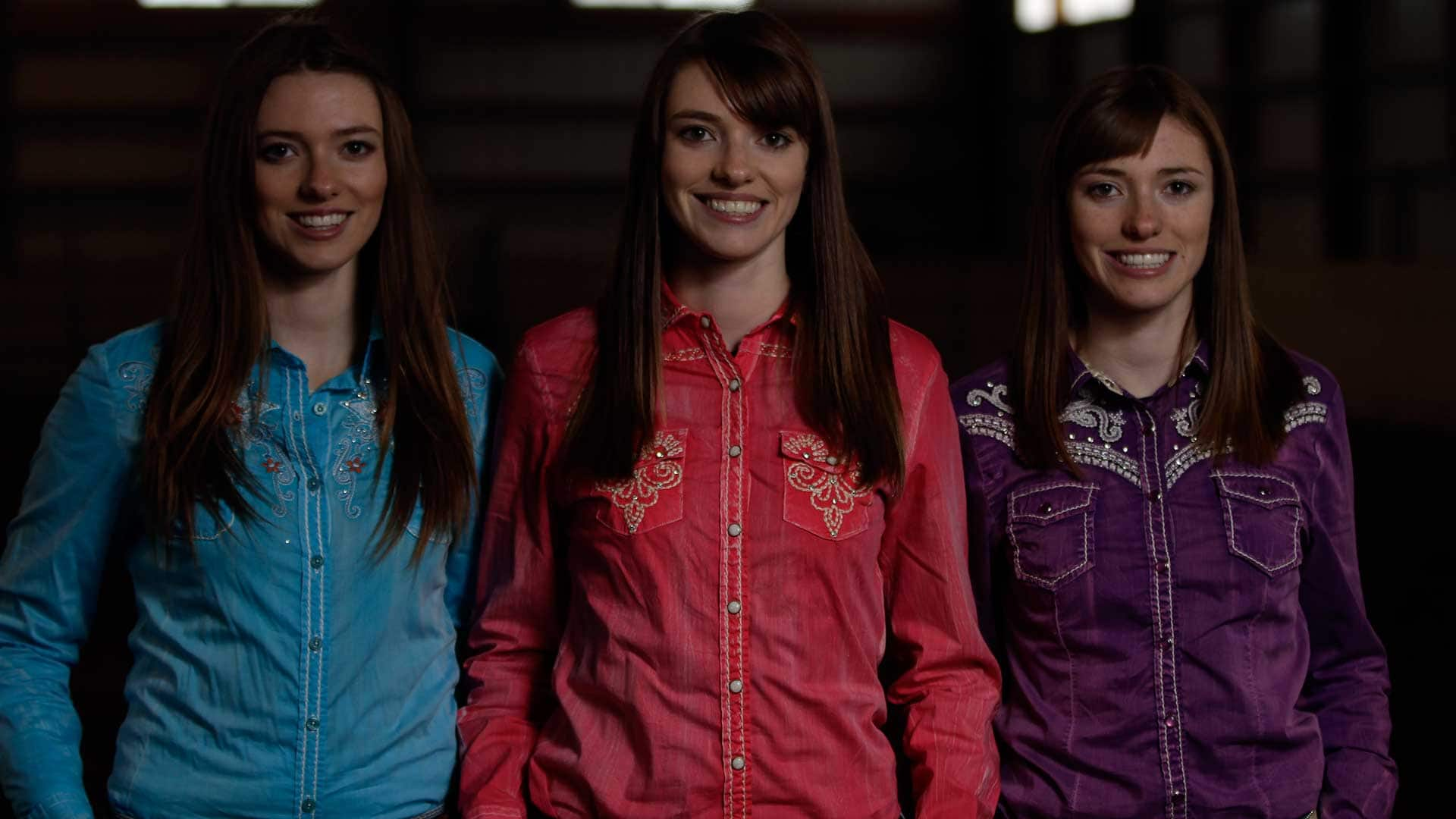 Cowgirls: Meet the Wills Triplets