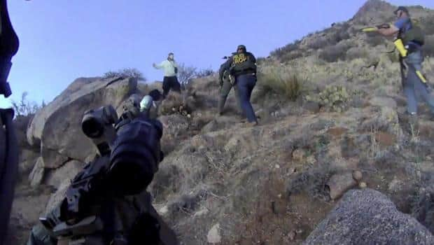 Albuquerque Shooting Captured on Police Bodycam