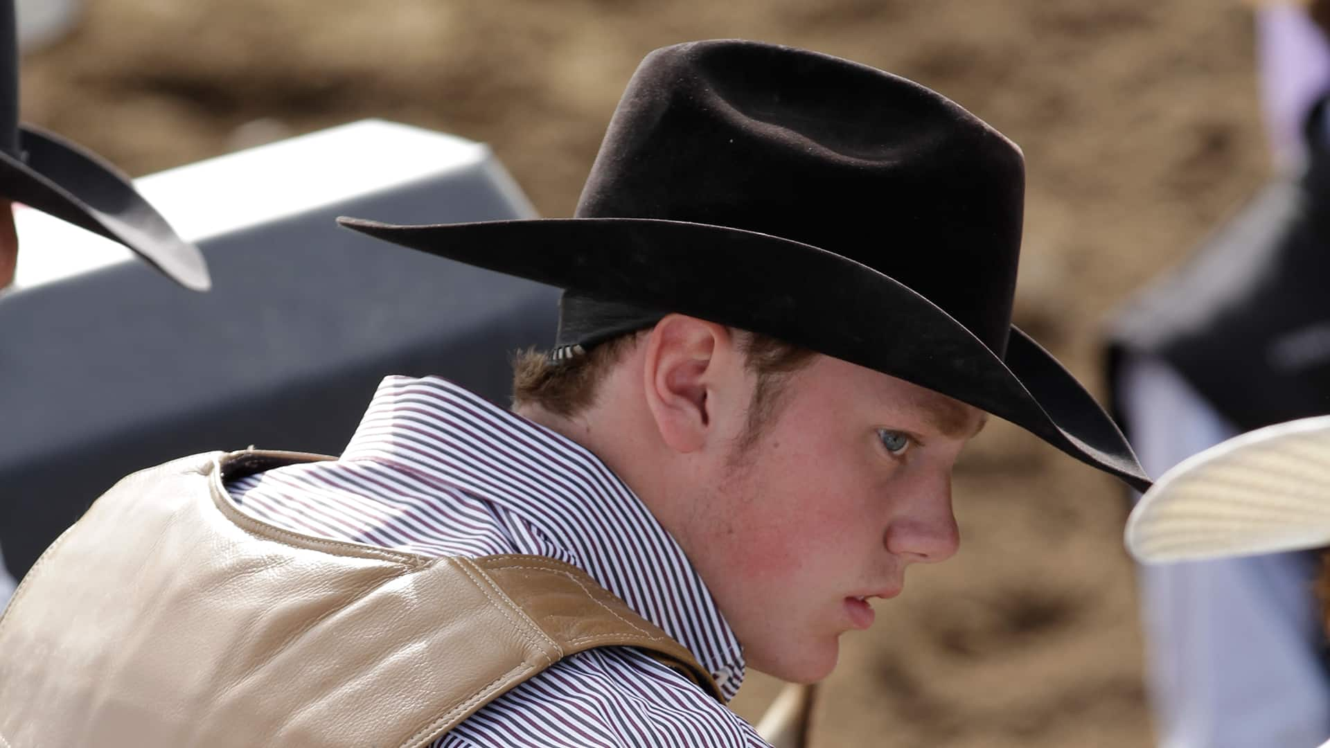 'Rodeo is Family': Meet a Real Life Canadian Cowboy