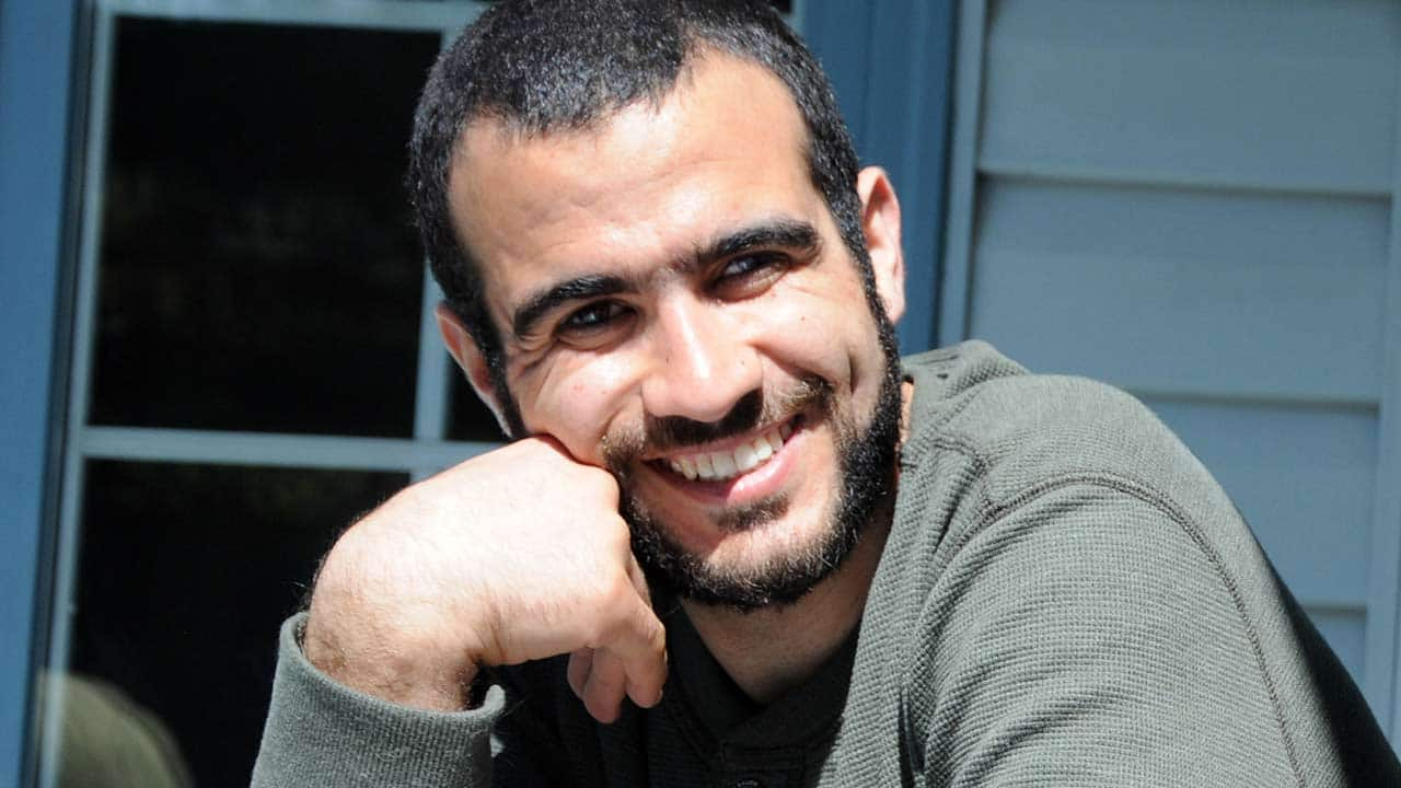 Image result for omar Khadr