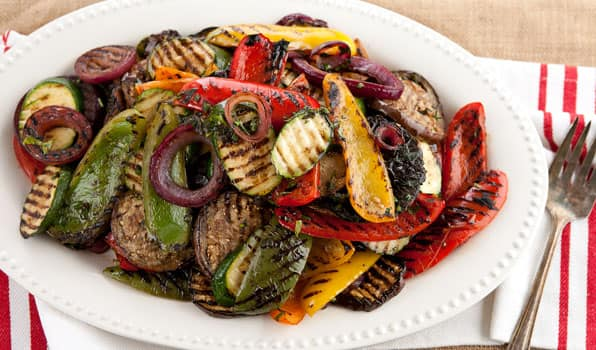Recipe italian grilled vegetables cbc life recipe italian grilled vegetables forumfinder Image collections
