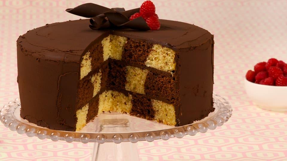 Checkerboard Cake Cbc Life