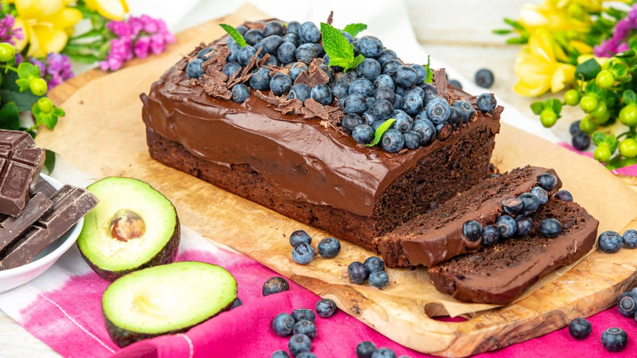 Newfoundland Blueberry Cake Recipe