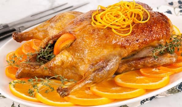 Recipe Duck A L Orange Cbc Life