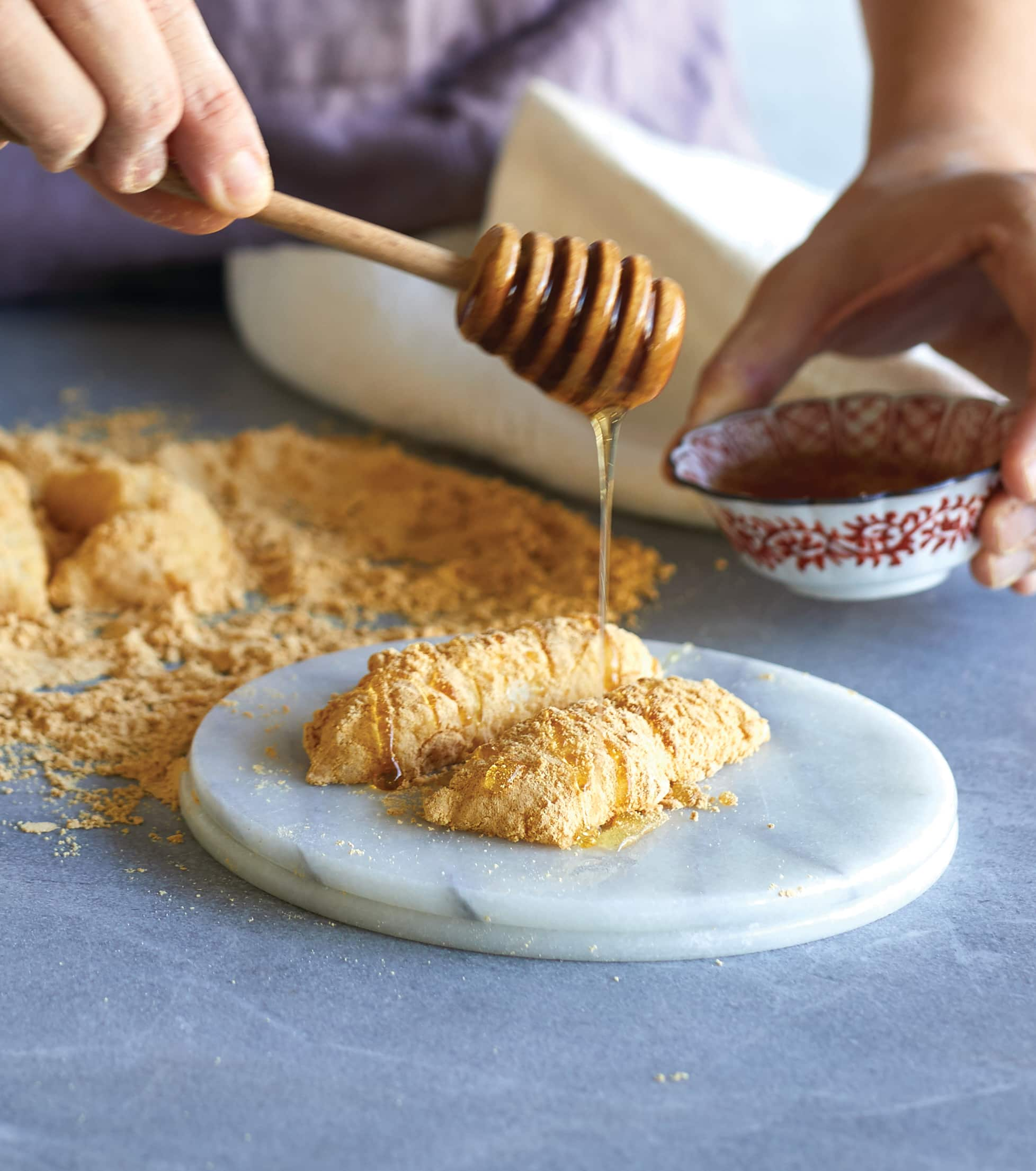 Recipe: Soft Korean Sweet Rice Cakes