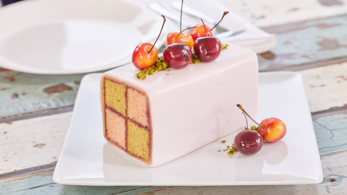 Battenberg Cake The Great Canadian Baking Show