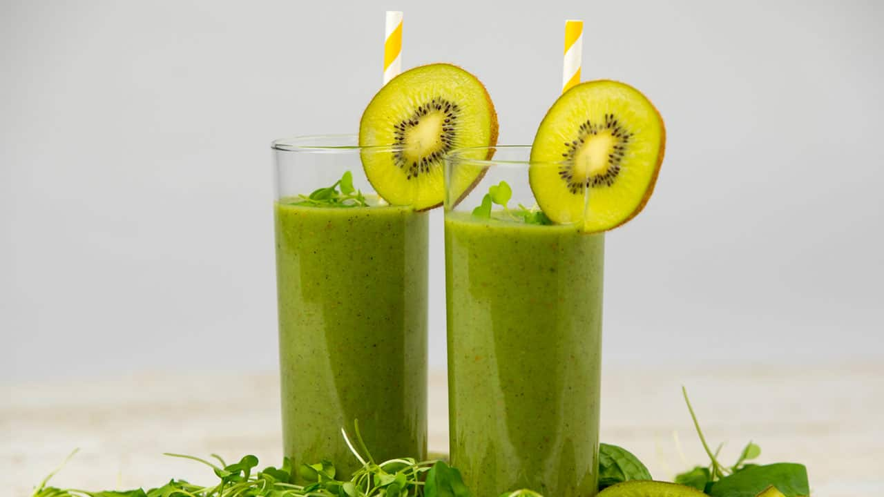 Recipe: Steven's Green Smoothie