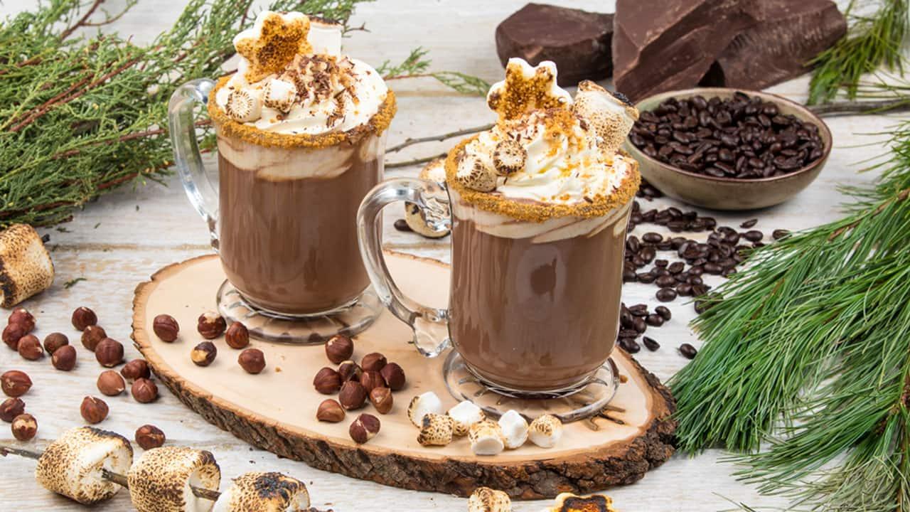 Recipe: Shahir's Ultimate Hot Chocolate