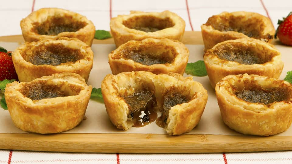 Not-So-Gooey Butter Tarts