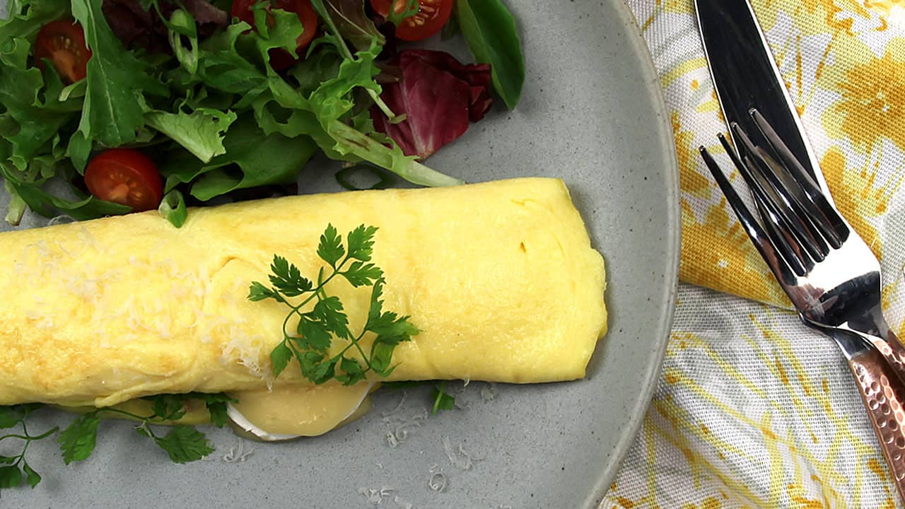 Recipe Shahir S Perfect Omelette Cbc Life