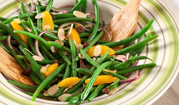 Recipe: String Bean and Orange Salad