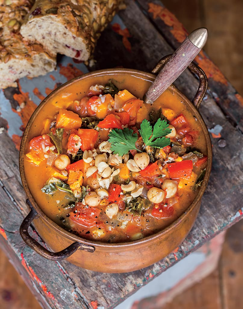 Recipe: 'Oh She Glows' Soul-Soothing African Peanut Stew