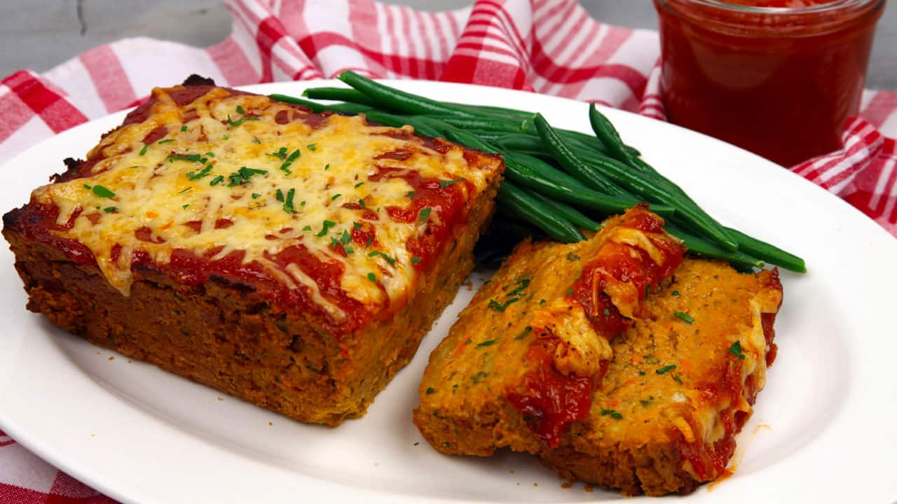 Recipe: Jessi's Vegetarian Meatloaf