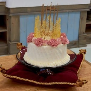 Queen for a Day Birthday Cake