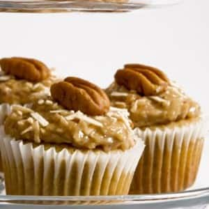 Banana Buttermilk Cupcakes