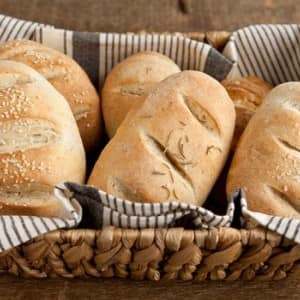 Recipe: Stefano's Bread Buns
