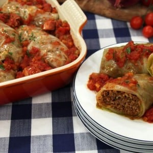 Recipe: Steven's Cabbage Rolls