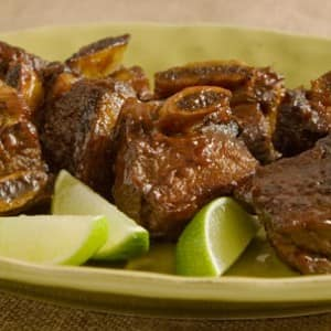Chipotle-Glazed Beef Short Ribs
