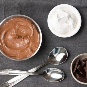 Recipe: Chocolate Mascarpone Pudding
