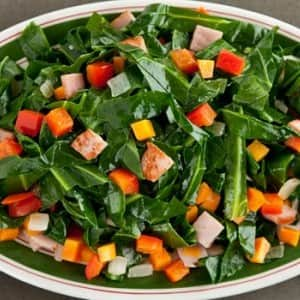Recipe: Collard Greens & Ham