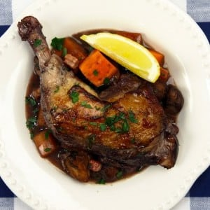 Recipe: Coq au Vin