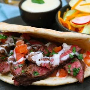 Recipe: Shahir's East Coast Donair Dinner